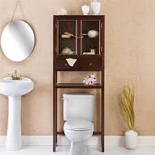 Bathroom Storage Shelves Over Toilet by Bathroom Cabinets Over Toilet Bathroom Storage Shelf Cabinet Over