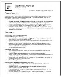 Business Analysis Resume  objects developer business sample resume     happytom co