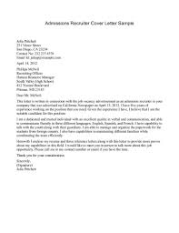 cover letter review the following job application cover letter