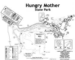 Fort Stevens State Park Map by Hungry Mother Sp