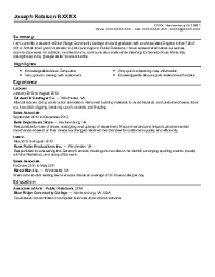 Make it  Resume and Accounting manager on Pinterest