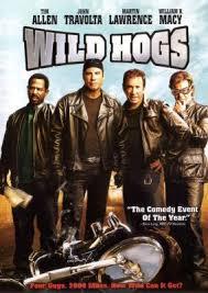 Tứ Quái Đi Hoang Wild Hogs 2007