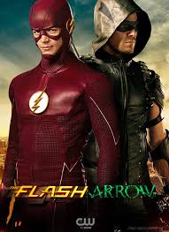 Hit The Floor Bet Season 4 - an updated flash and arrow poster featuring the flash in his