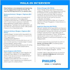Philips Home Appliances Dealers In Bangalore Jobs In Philips Electronics India Limited Vacancies In Philips