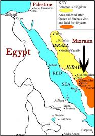 Exodus Route Map by Jewish History In Egypt U0026 Palestine A Total Invention The Exodus