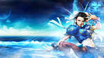 Chun li - Chun Li Wallpaper (22624544) - Fanpop