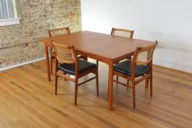Teak Dining Room Table And Chairs teak dining table