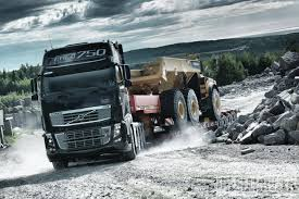 volvo truck design january 2014 industrial power volvo fh16 750 diesel power magazine