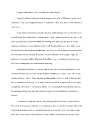conclusion example for essay   Template