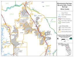 Avon Park Florida Map by Florida Dep Npdes Stormwater Program For Regulated Small Ms4s