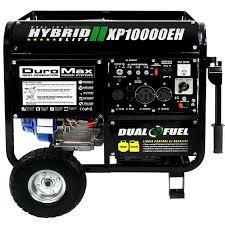 amazon com duromax xp10000eh 8000 running watts 10000 starting