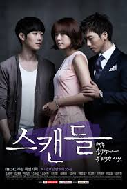 Scandal: a shocking and wrongful incident capitulos