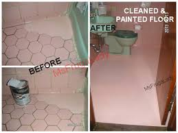 Painting Bathroom by Interesting Painting Tile Bathroom Best 25 Paint Tiles Ideas On