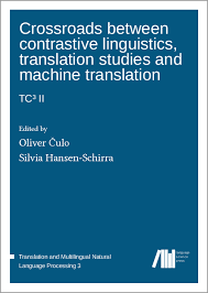 Forthcoming  Crossroads between contrastive linguistics     Language Science Press