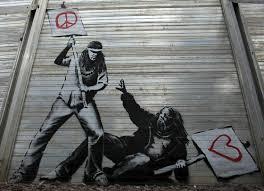 arte callejero ilegal