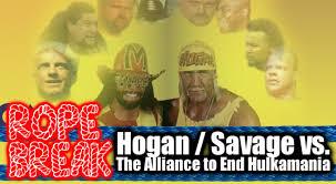 Halloween Havoc 1995 Osw by Hogan Defeats The Wcw Heel Locker Room Break 2016