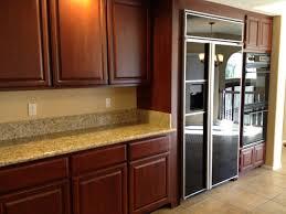 cherry kitchen cabinet backsplash ideas my home design journey