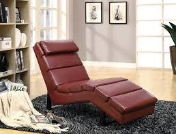 leather chaise lounge chair med art home design posters