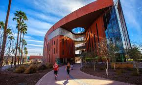Arizona State University   Ranked    university in the US for