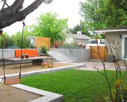 landscape sloping backyard landscaping ideas youtube for