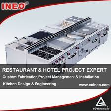 Chinese Restaurant Kitchen Design by Mobile Heavy Duty Chinese Seafood Restaurant Kitchen Catering