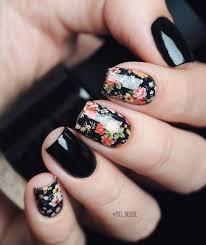 best 25 black nail designs ideas on pinterest black nail black