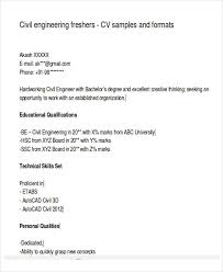 Civil Engineering Resume Samples by Technical Resume Format Download Resume Format And Resume Maker