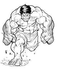 red hulk inked by nicholasgentile on deviantart hulk cartoon art