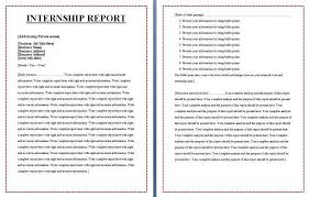Psychiatric Report on Miss Havisham   GCSE English   Marked by      example table contents report writing