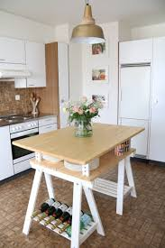 Ikea Dining Table Hacks An Alternative Kitchen Island Ikea Hackers Ikea Hackers