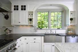 cool white on white kitchens 2017 kitchen decoration ideas with classic kitchen white cabinet with black countertop and glass window white kitchen ideas 2017