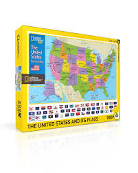 New York Map Us by The Usa Kids Map U2013 New York Puzzle Company