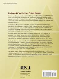 buy project management body of knowledge guide guide project mgmt