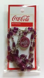 Stocking Stuff New Coca Cola Collectors Cherry Coke Charm Necklace X Mas Stocking