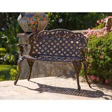 Costco In Store Patio Furniture - benches u0026 gliders costco