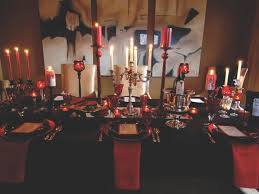 Ideas For Dining Room Table Decor by 10 Halloween Table Decorations U0026 Settings Hgtv