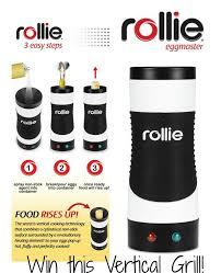 جديدنا مكينة Rollie Eggmaster تعالوا..