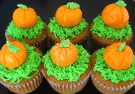 halloween pumpkin cupcakes u2013 festival collections