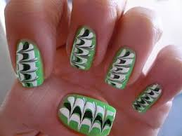 trends in manicure Stylish manicure manicure with flowers green manicure fashion ideas for manicure decorated manicure art nails