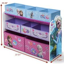 Minnie Mouse Toy Box Disney Frozen Deluxe 9 Bin Toy Organizer Toys