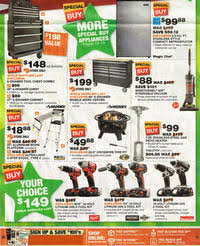 black friday 2016 home depot power tools home depot black friday 2015 ad scan