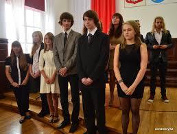 Maria Cichy Inauguracja Roku Szkolnego 2013 2014 U2013 I Liceum Ogólnokształcące