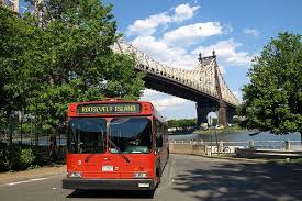 Bus Roosevelt island