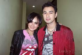 Yuni Shara+Raffi Ahmad