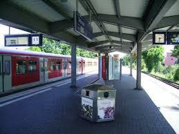 Stellingen station