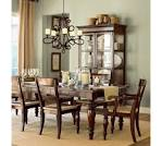 Classic Eye Catching Dining Room Furniture Model | Daily Interior ...
