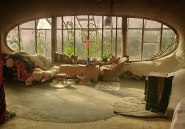 hobbit house floor plans