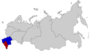 Blank Physical Map Of Russia by Southern Russia Wikipedia