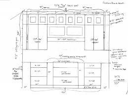 standard size of upper kitchen cabinets bjhryz com