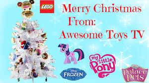 surprise christmas ornaments toy surprises my little pony lego